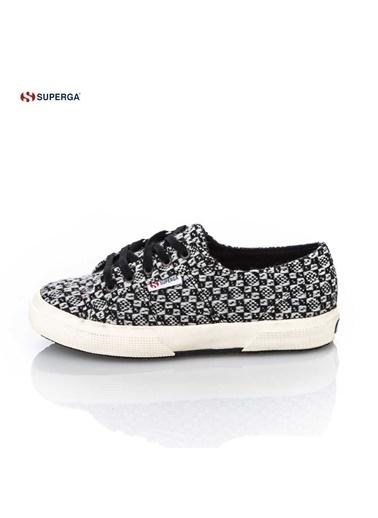 Superga Ayakkabı Siyah